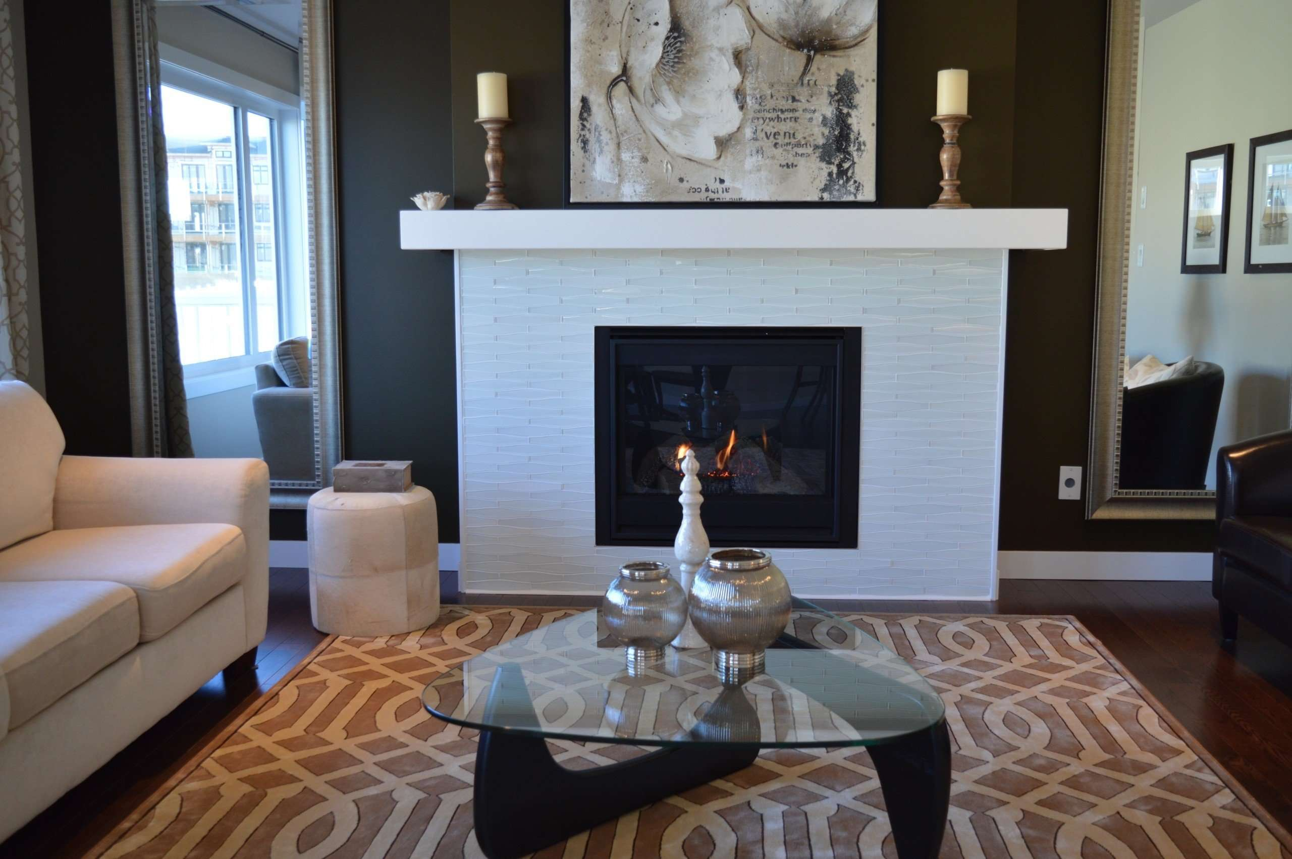 Fireplace | Mantle | Mantel | Decorating | Styling | Interiors