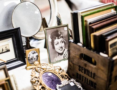 How To Let Go of Sentimental Items