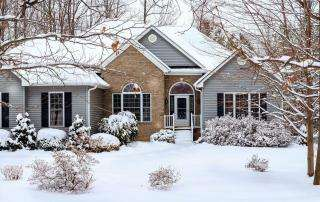 winter | home | snow | forsale | selling | homestaging | tips