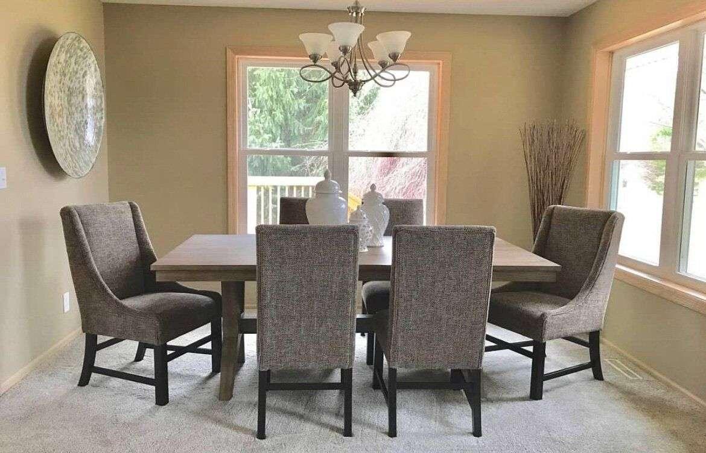 Dining Room | Vacant Staging | Home Staging | Woodbury | Minnesota | Minneapolis | Elegant | Simple
