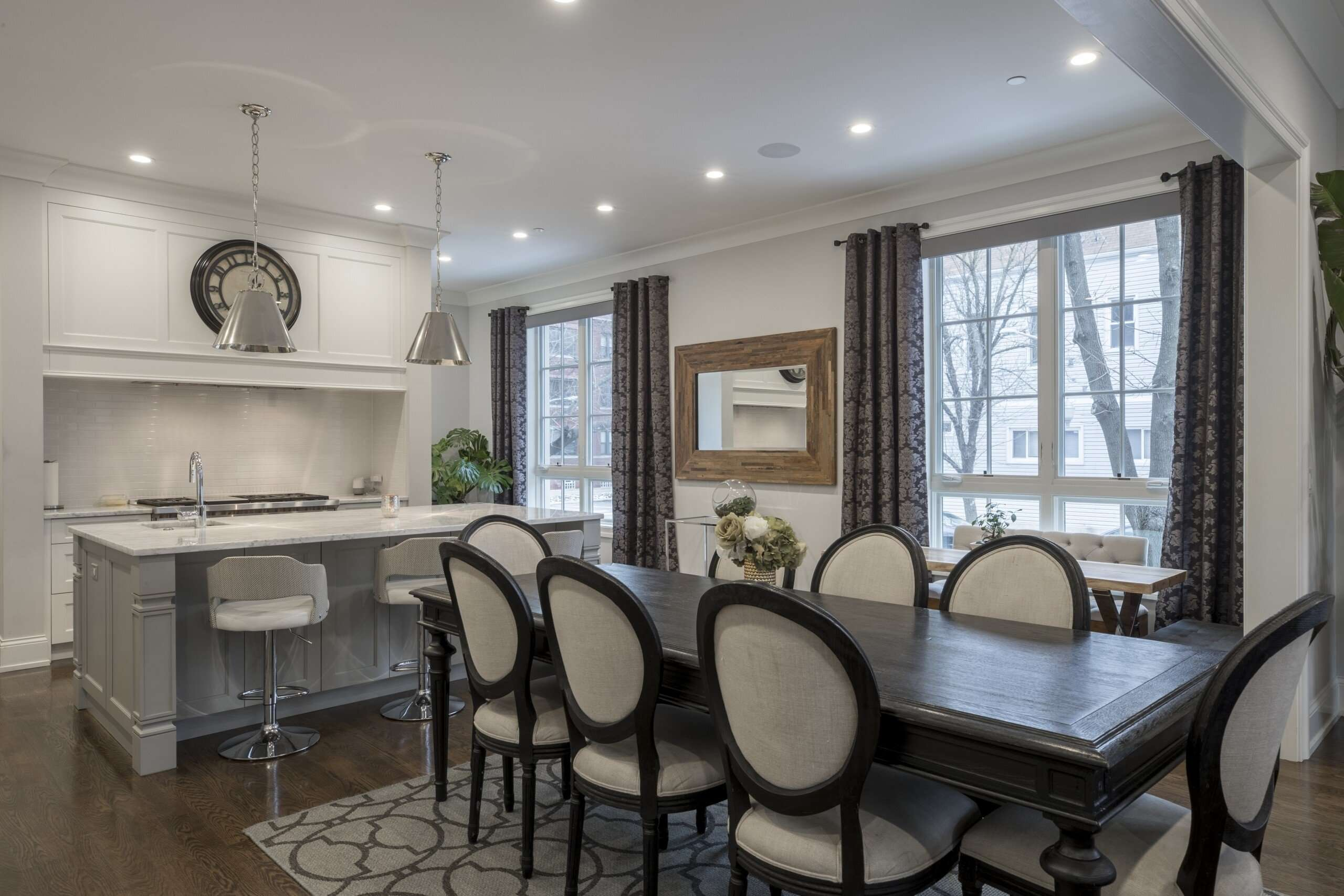 elegant-simplicity-design-home staging-minnesota-minneapolis-dining room