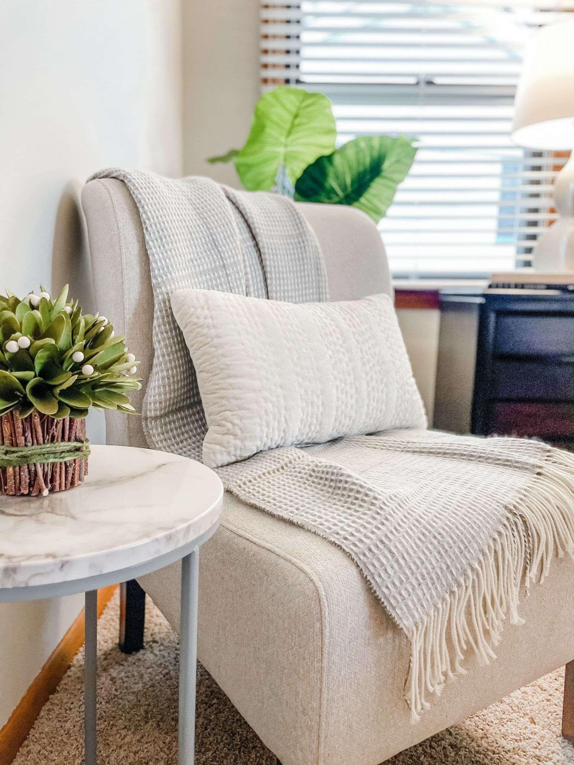 Bloomington | Home Staging | Vacant | Design | Minneapolis | Bedroom